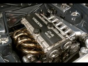 схема двигателя volvo s60 в разрезе